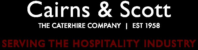 Cairns & Scott Caterhire Scotland logo